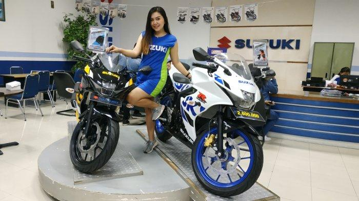 Beli MotorSport Suzuki GSX Dapat Cashback hingga Rp 1,5 Juta