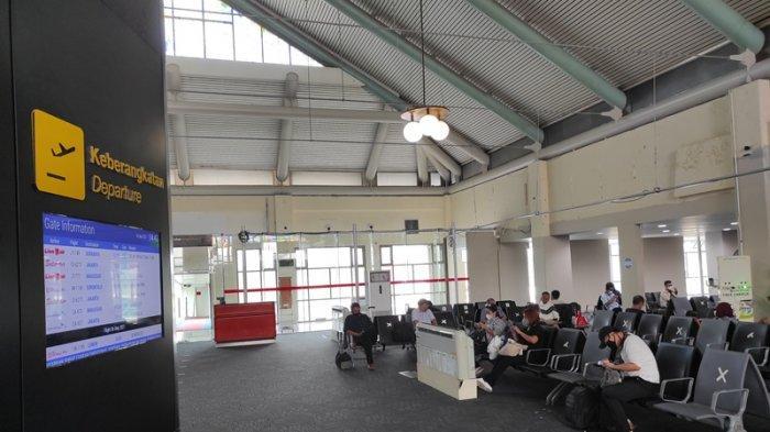 Data BPS: April 2021, Penumpang Udara Domestik di Sulut Capai 42.657 Orang