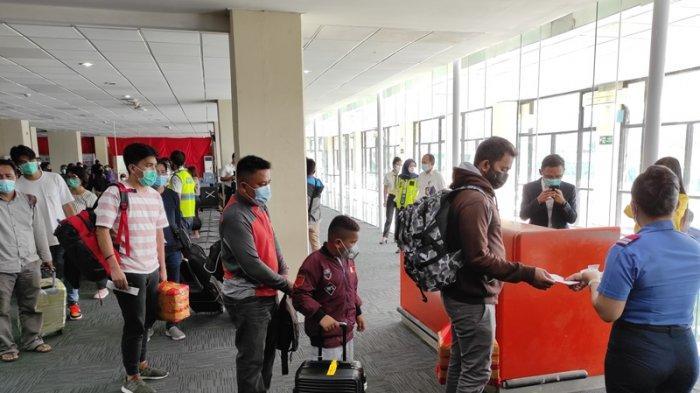 AP I Bandara Samrat Manado Yakin Pergerakan Penumpang Membaik di Tahun 2021