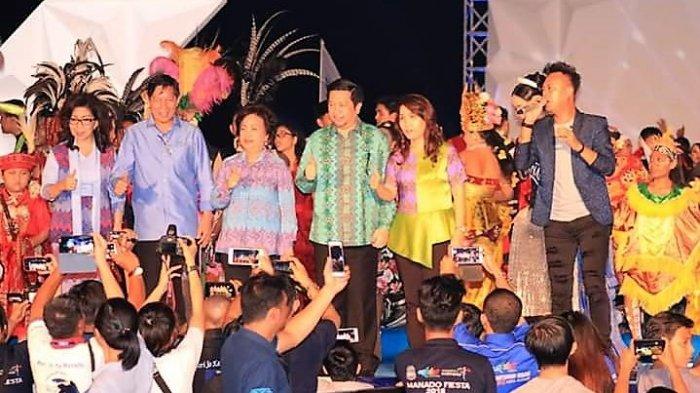 Manado Fiesta Usai, Vicky Ucap Sampai Jumpa di Manado Fiesta 2019