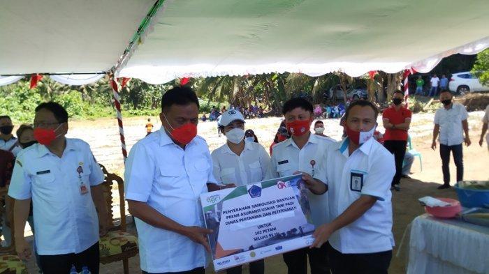 Gubernur Sulut Olly Dondokambey Tuntaskan Penyaluran Bansos PPKM