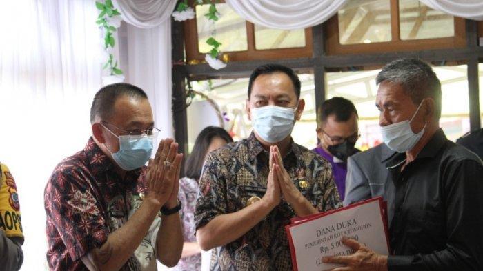Santunan Dana Duka Langsung Cair, Total Rp 1,7 Miliar Disalurkan Langsung ke Ahli Waris