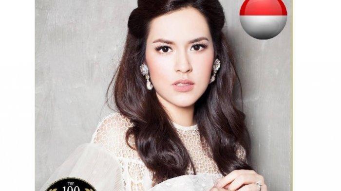 Raisa dan 4 Artis Indonesia Masuk Nominasi Wanita Cantik di Dunia TC Candler