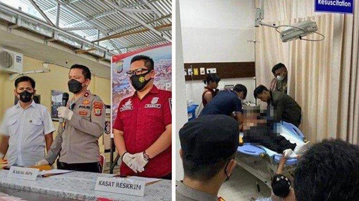KEJADIAN Heboh di Manado, Pria Jatuh dari Lantai 7 Hotel, Ini Penyebabnya Menurut Keterangan Polisi