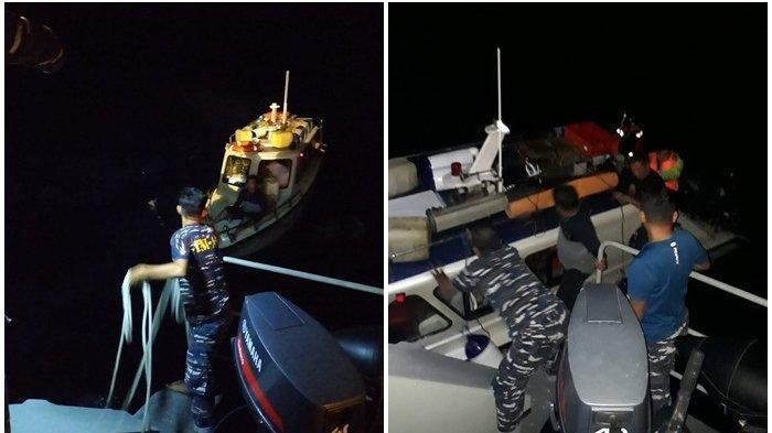 Danlanal Perbatasan Imbau Pengguna Laut Utamakan Keamanan dan Keselamatan Berlayar