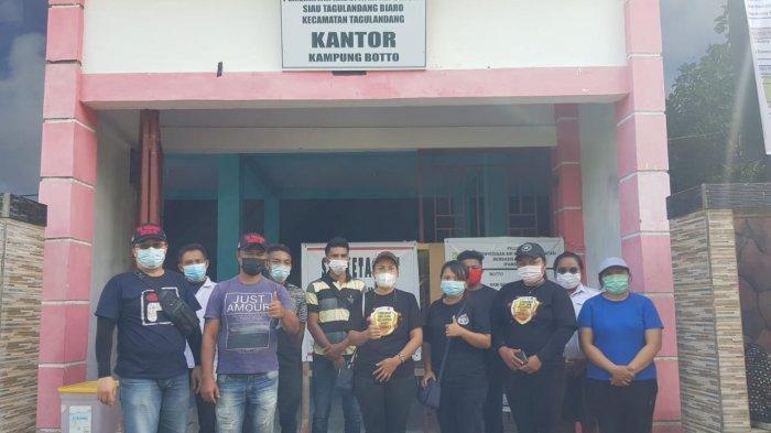 Kasus DBD Meningkat di Tagulandang, Dinkes Sitaro Lakukan Fogging