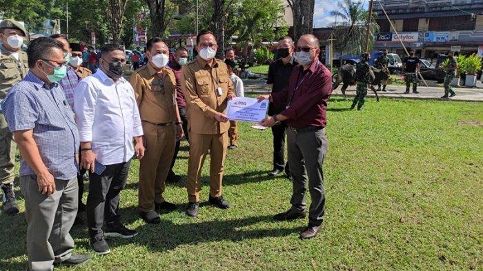 BSG Donasikan 80 Ekor Sapi Kurban untuk Umat Muslim di Sulawesi Utara