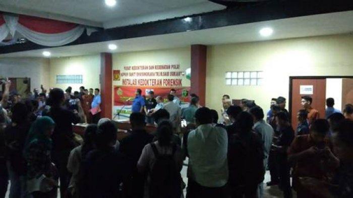 Lion Air Serahkan Jenazah Hizkia Saroinsong dan Dua Korban Lainnya ke Keluarga