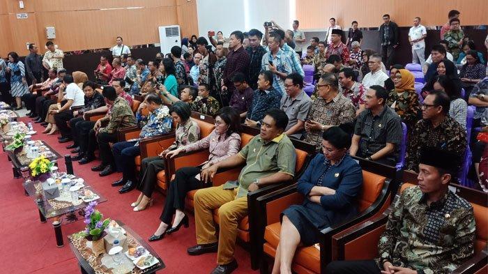 Wakil Gubernur Steven Kandouw Berharap Semua Daerah di Sulut Tahun Depan Raih Opini WTP dari BPK RI