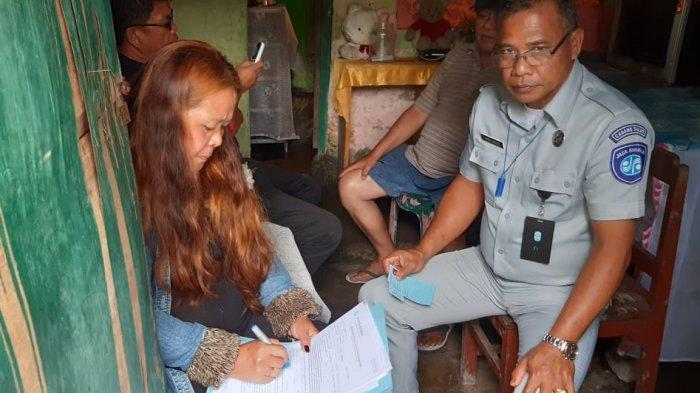 Jasa Raharja Sulut 'Jemput Bola', Bantu Pengurusan Santunan ke Ahli Waris Korban Lakalantas Luaan