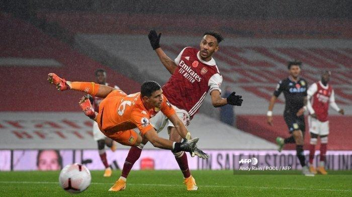 Arsenal VS Crystal Palace, Laga Yang Bisa Menjadi Panggung Aubameyang Kembali Beri Sumbangan Gol