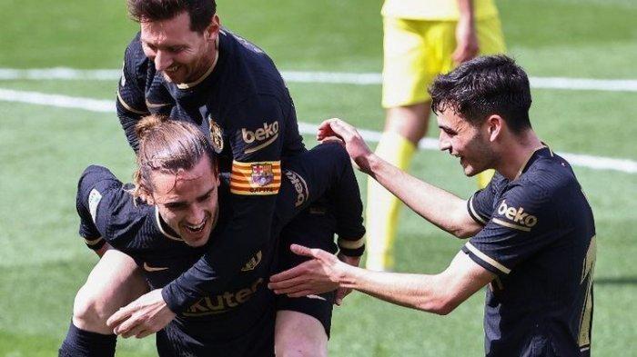 Hasil Villarreal vs Barcelona: Sukses Amankan 3 Poin, Blaugrana Siap Ambil Alih Posisi Real Madrid