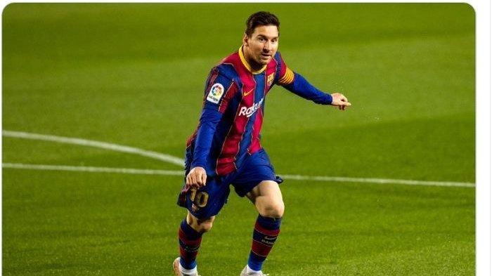 3 Alasan Ini Megabintang Barcelona Lionel Messi Bakal Bertahan di Camp Nou