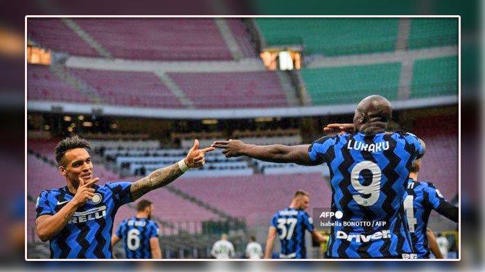SELAMAT INTER MILAN Resmi Scudetto Serie A, Laga Sisa tak Berpengaruh Lagi Bagi I Nerazzurri