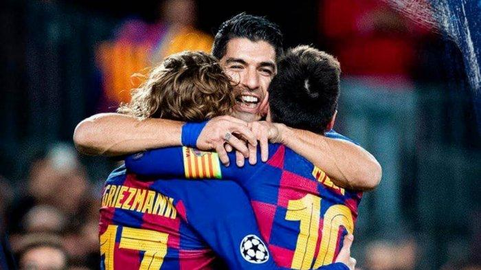 LINK Live Streaming El Clasico Barcelona vs Real Madrid - Babak Pertama Tanpa Gol