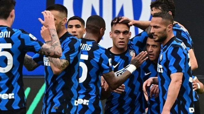 Hasil Pekan Terakhir Liga Italia Inter Milan vs Udinese, Nerazzurri Hujani Gol di Laga Pamungkas