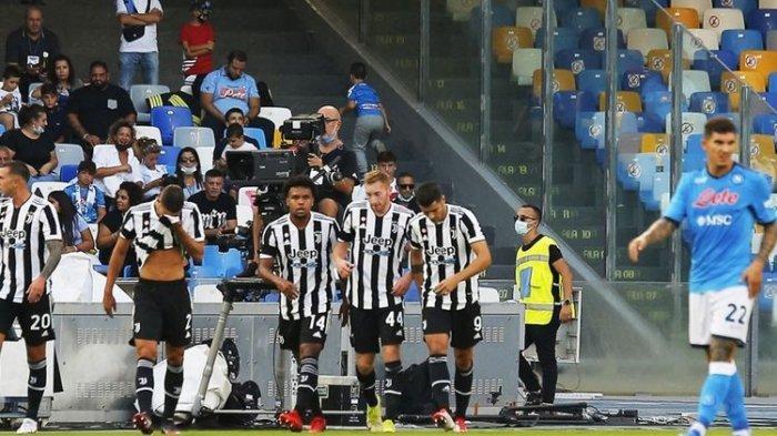 Klasemen Liga Italia Pekan ke-3: AS Roma Dipuncak, Zona Degradasi Hantui Juventus