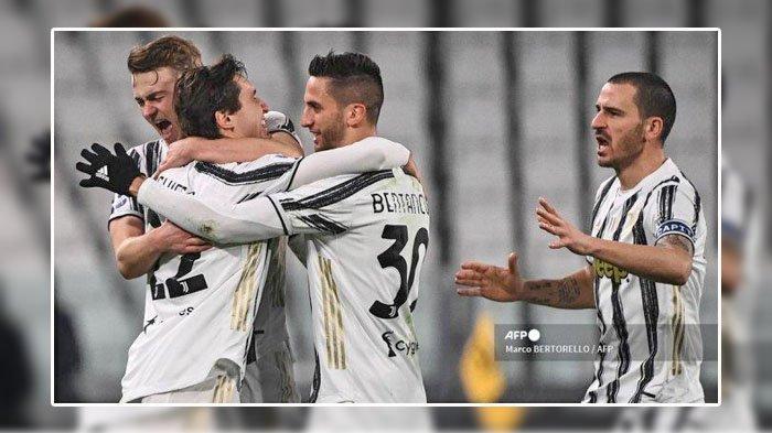 Hasil Liga Italia, Ronaldo Tak Cetak Gol, Chiesa Sempat Buat Bianconeri Unggul, Juventus VS Atalanta