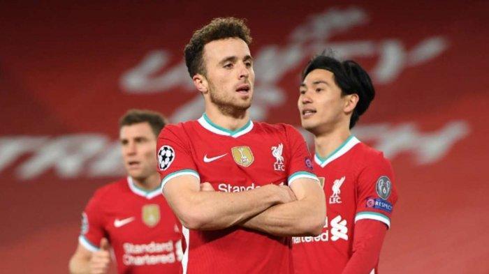 Hasil Liga Inggris Arsenal vs Liverpool, The Reds Hantam The Gunners Tanpa Ampun, Jota Catat Brace