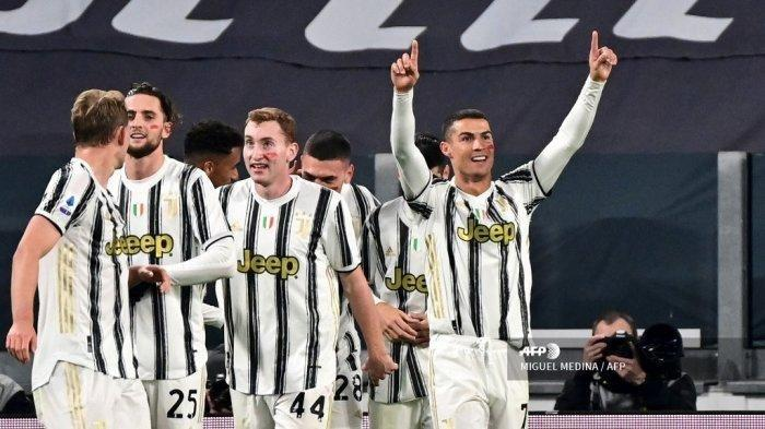 SEDANG BERLANGSUNG Live Streaming Juventus vs Genoa Coppa Italia, Menanti Rekor Cristiano Ronaldo