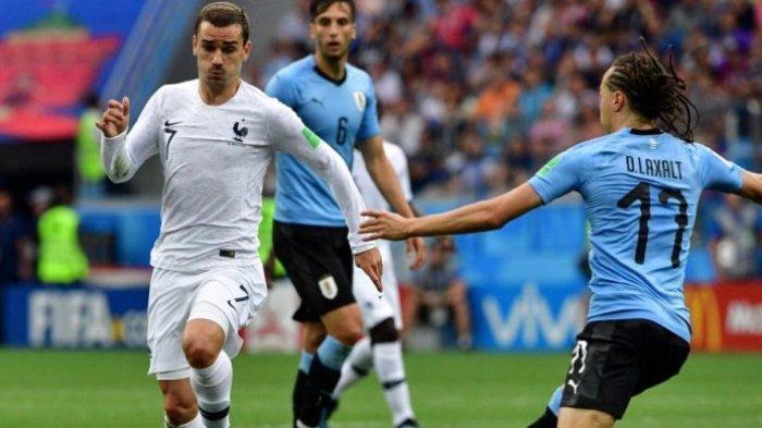 Uruguay Kalah dari Perancis, Kok Fans Arsenal yang Gembira?