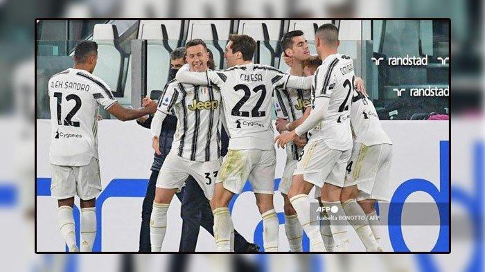 HASIL Liga Italia: Juventus Mengamuk Gasak Bologna, Dewi Fortuna Berpihak, Lolos Liga Champions