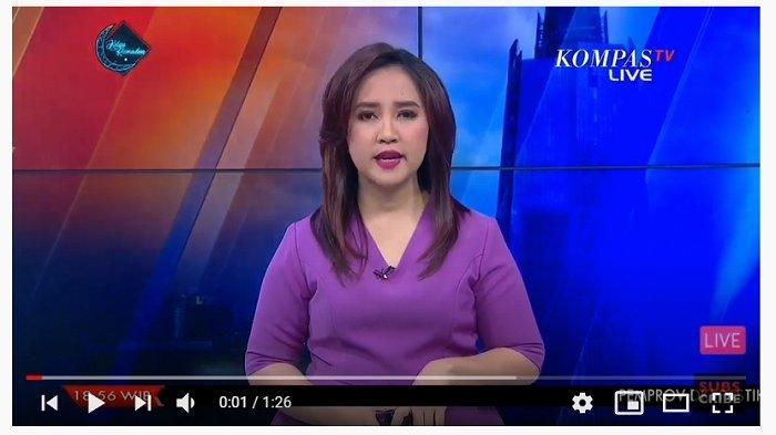 Apresiasi untuk Penyiar KompasTV Mercy Tirayoh