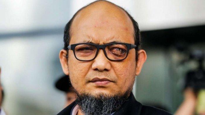 FOTO : Penyidik KPK Novel Baswedan