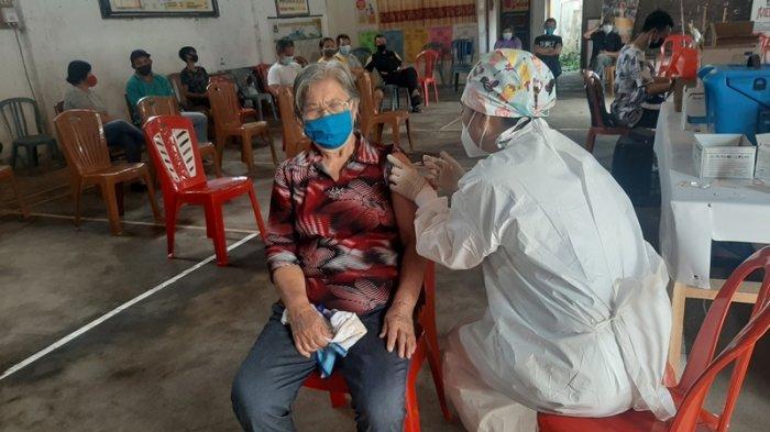 Di Tomohon 48.872 Dosis Vaksin Sudah Disuntikkan