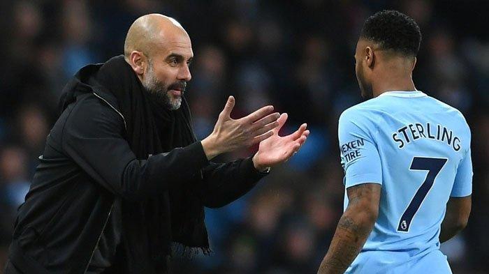 Raheem Sterling Bersedia Tinggalkan Manchester City, Pep Guardiola Ancam Mundur