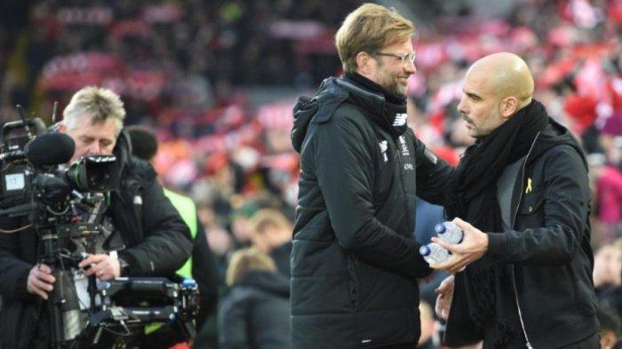 Reaksi Juergen Klopp Tentang Nasib Guardiola dan Man City Usai Dapat Hukuman UEFA