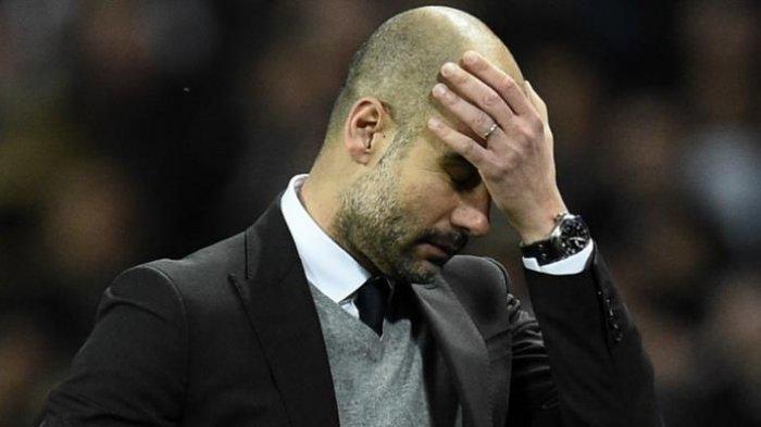 Pep Guardiola Belum Sanggup Patakan Kutukan Liga Champion, Man City Hanya Finish di Perempatan Final