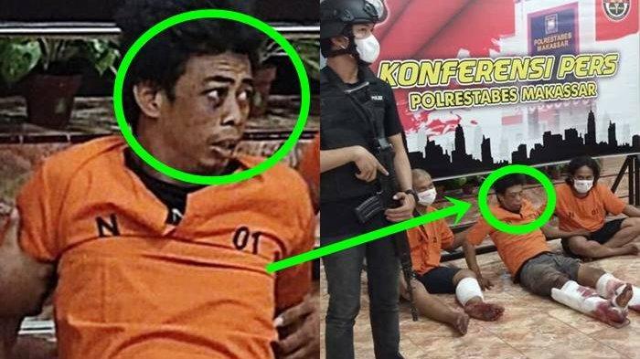 5 FAKTA Perampokan di Makassar, 2 Mahasiswi Dirudapaksa, Beraksi di 11 TKP, Aksi Mereka Terekam CCTV