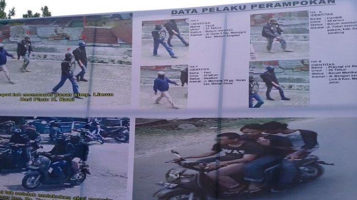 Diringkus Polisi, Perampok Toko Emas di Medan Sudah Terlatih, Punya Senjata Api Laras Panjang