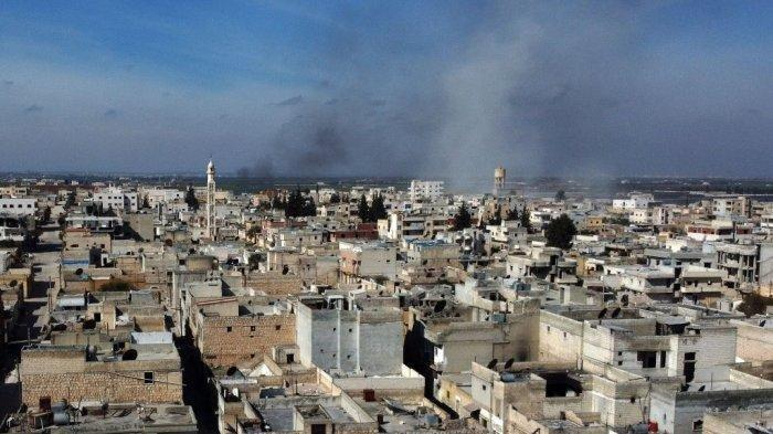 Suriah pascaserangan yang menewaskan tentara Turki