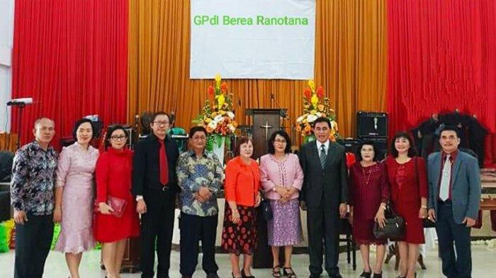 GPdI Berea Ranotana Manado Siap Menjalani Tahun Pelayanan 2020 : Semangat Baru Melayani Dia