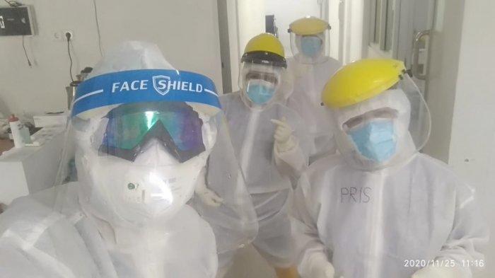 Suka Duka Perawat Sulut Bekerja di Masa Pandemi Covid-19