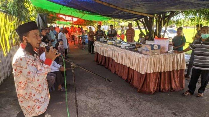 Pemerintah Desa Ilomata Hadirkan 1.000 Ketupat Ramaikan Gebyar Ketupat 2021
