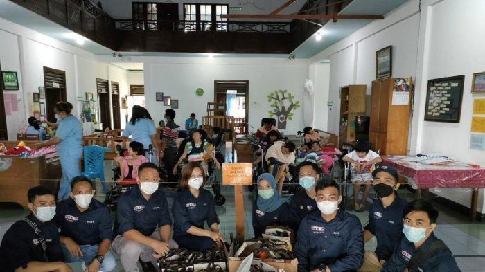 HUT ke-4 JLe's Hotel Manado, Donor Darah hingga Berbagi Bersama Anak Berkebutuhan Khusus