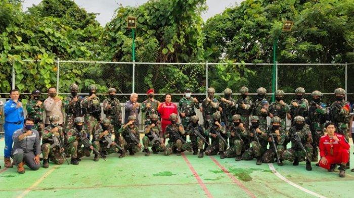 PT PP Bendungan Lolak Bolmong Apresiasi Kinerja TNI
