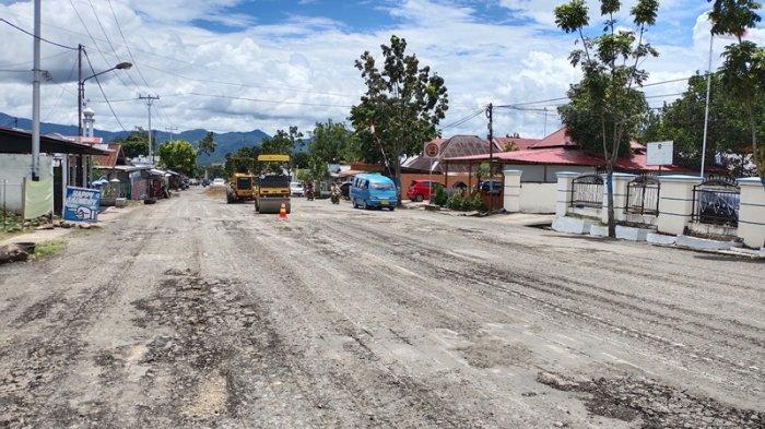 Hanya Rp 200 Juta Biaya Perbaikan Jalan dan Jembatan Rutin di Kotamobagu