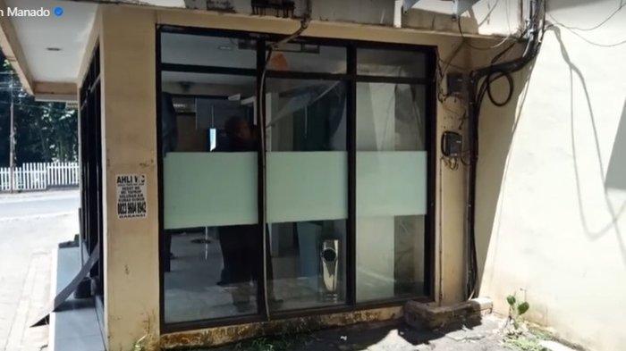 BREAKING NEWS, Percobaan Pembobolan ATM Terjadi di Minut, Dua CCTV yang Terpasang Dirusak
