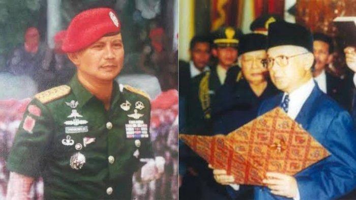 Cerita Prabowo Subianto Berdebat dengan BJ Habibie setelah Soeharto Mundur, Ruang Presiden Memanas