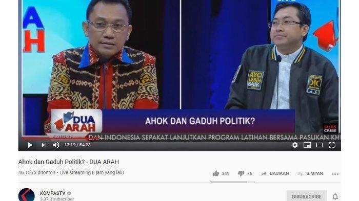 Politisi PKS dan PDIP Ini Debat Keras soal Ahok yang Akan Menjadi Petinggi di BUMN