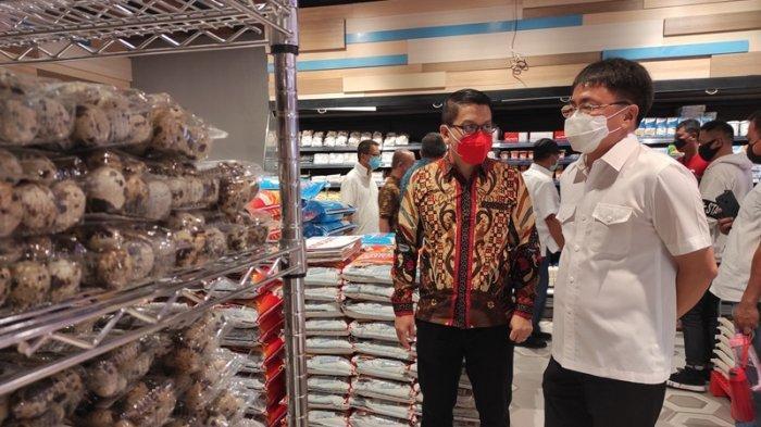 Kerennya FreshMart Lifestyle Paniki Manado, Bisa Belanja, Menikmati Kuliner plus Ngopi