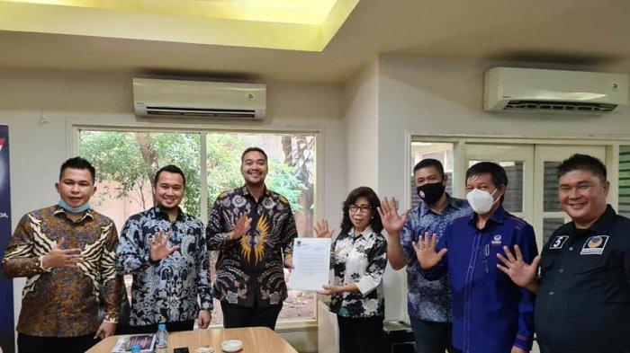 Perindo Masih 'Gantung' JPAR-Ai di Pilkada Manado, SK DPP Tak Kunjung Keluar