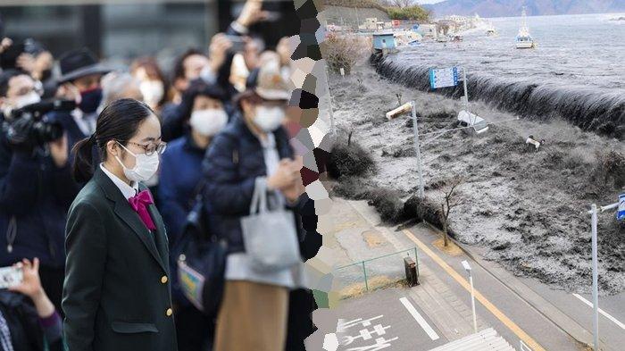 Peringatan 10 Tahun Gempa 9,0 M dan Tsunami Jepang, Dua Hari Berselang Hal Serupa Kembali Terjadi