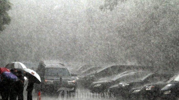 Peringatan Dini Cuaca Ekstrem di Indonesia.