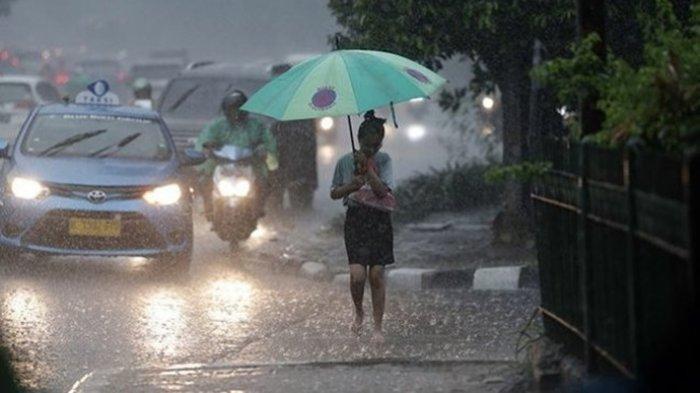Peringatan Dini BMKG Cuaca Ekstrem Besok Senin 3 Mei 2021, Ini Wilayah Potensi Dilanda Cuaca Buruk