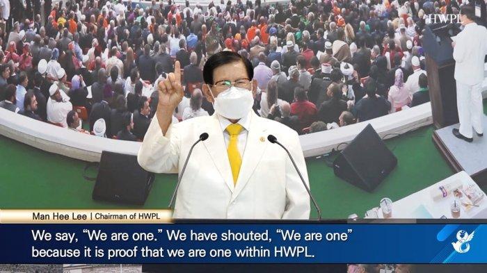 HWPL Gelar Peringatan Tahunan Ke-8 atas Deklarasi Perdamaian Dunia